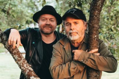 Henning Kvitnes og Trond Helge Johnsen