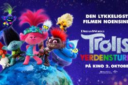 Trolls – verdensturnè