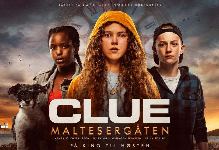 Clue – maltesergåten