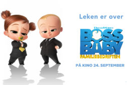 Boss Baby: familie bedriften